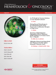 Hematology and Oncology journal