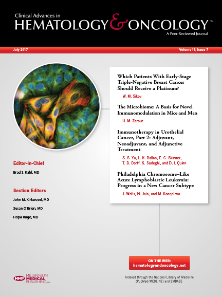 Oncology journal